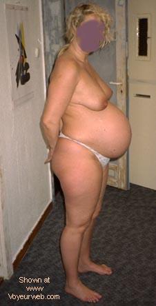 Pic #3 - Pregnant