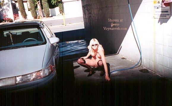 Pic #4 - car wash at noon