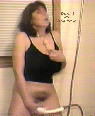 Pic #2 - Shower Orgasm