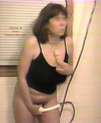 Pic #4 - Shower Orgasm