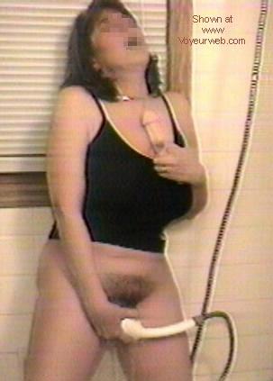 Pic #5 - Shower Orgasm