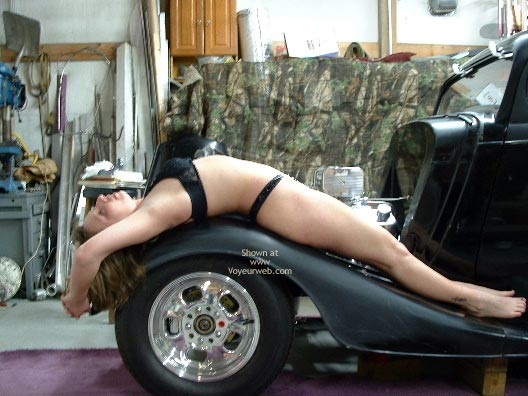 Pic #3 - Hot Bod For A Hot Rod