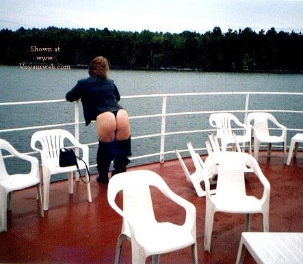 Pic #2 - Tantalizing Tush Boating