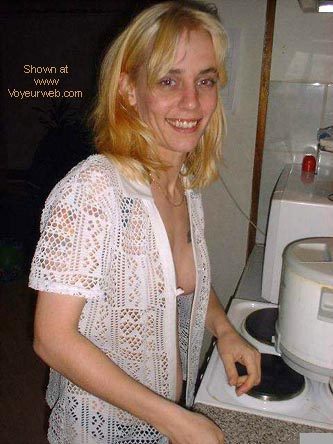 Pic #6 - doing the dishes 2