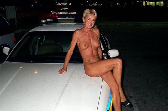 Pic #2 - Greta Nude by Night