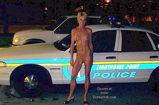 Pic #3 - Greta Nude by Night