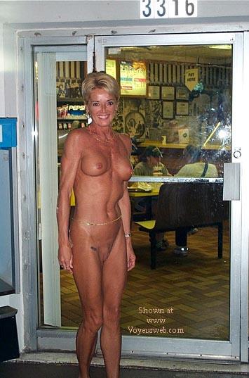 Pic #5 - Greta Nude by Night