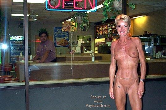 Pic #6 - Greta Nude by Night
