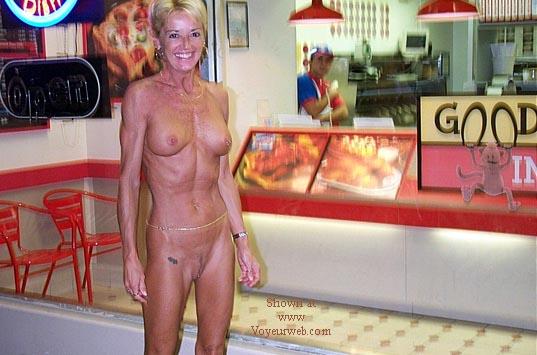 Pic #8 - Greta Nude by Night
