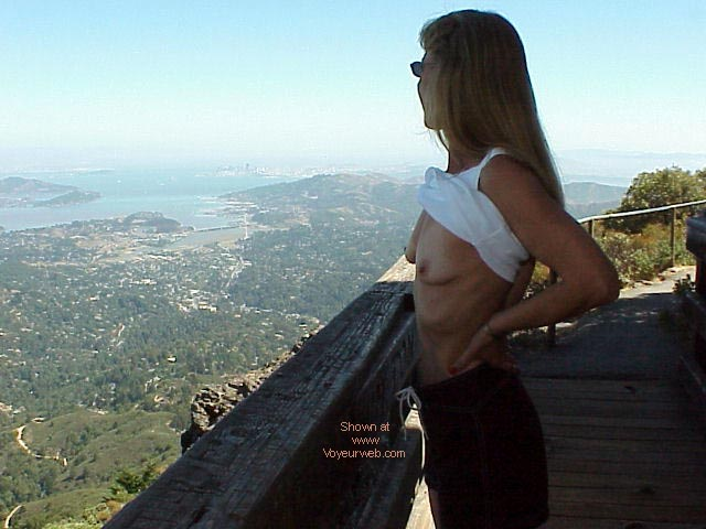 Pic #1 - Natasha on Mt. Tam