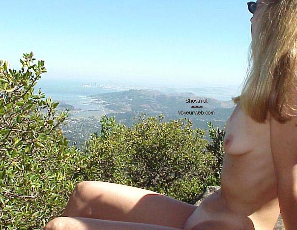 Pic #7 - Natasha on Mt. Tam