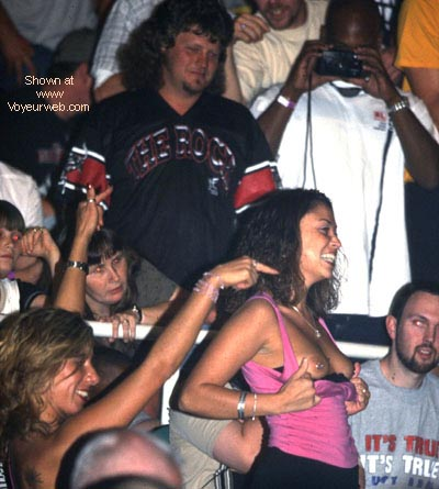 Pic #1 - WWF Greensboro Flasher