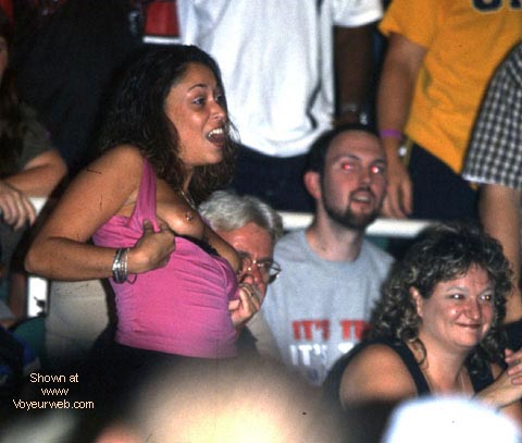 Pic #7 - WWF Greensboro Flasher