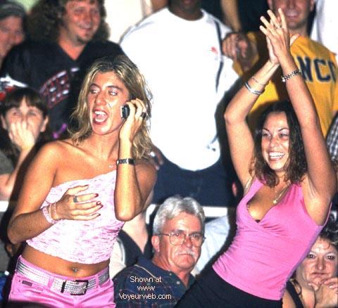 Pic #9 - WWF Greensboro Flasher