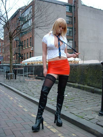 Pic #8 - First Time Flashing Outdoors