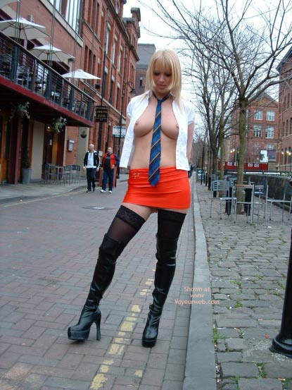 Pic #10 - First Time Flashing Outdoors