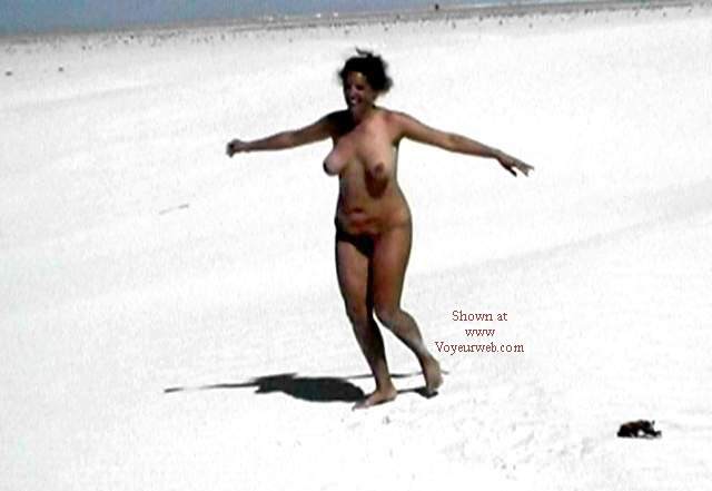 Pic #5 - Dancing Naked in White Sands