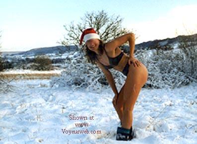 Pic #5 - German Cutie goes Santa...
