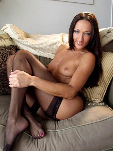 Pic #7 - Michelle In Stockings