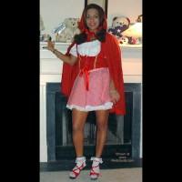 HotAssGaCpl As Little Red Riding Hood