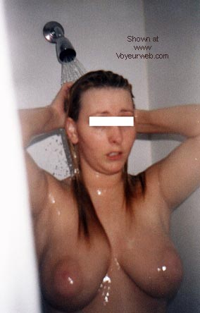 Pic #3 - Bad Bambi In The Shower