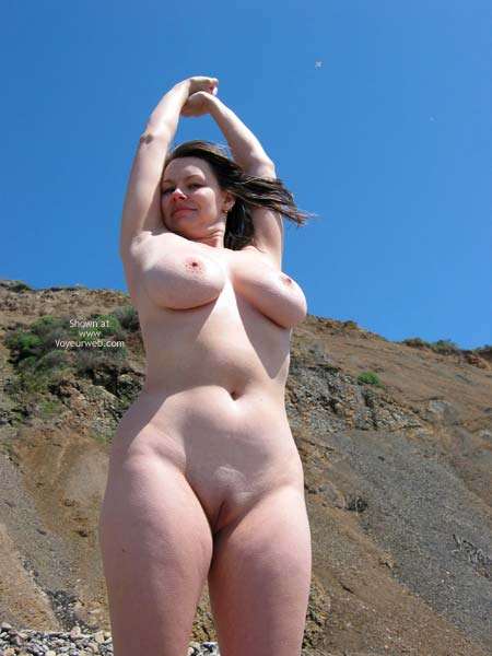 Pic #1 - Pleasurekitten On The Beach
