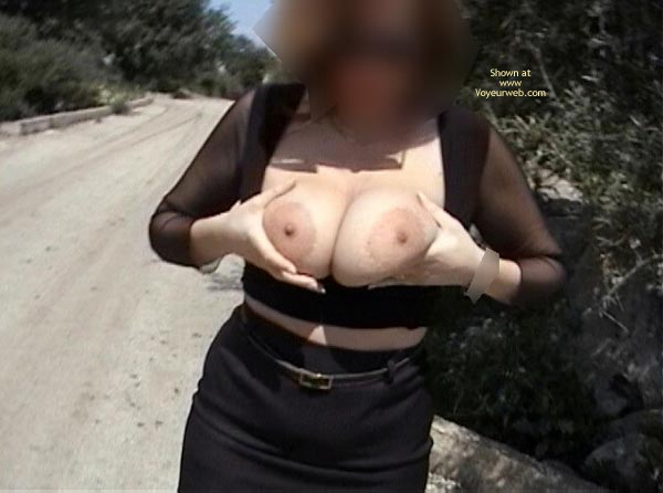 Pic #2 - 36dd On The Road
