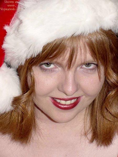 Pic #5 - Amron is Santa's li'l Helper!