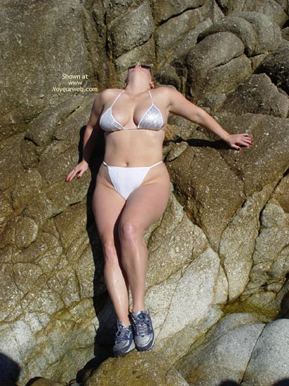 Pic #3 - Curvykay - On The Rocks