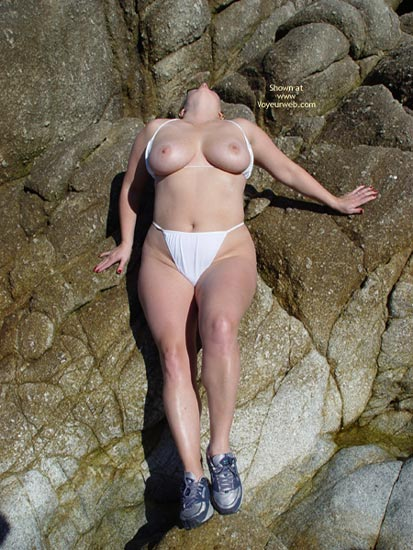 Pic #6 - Curvykay - On The Rocks