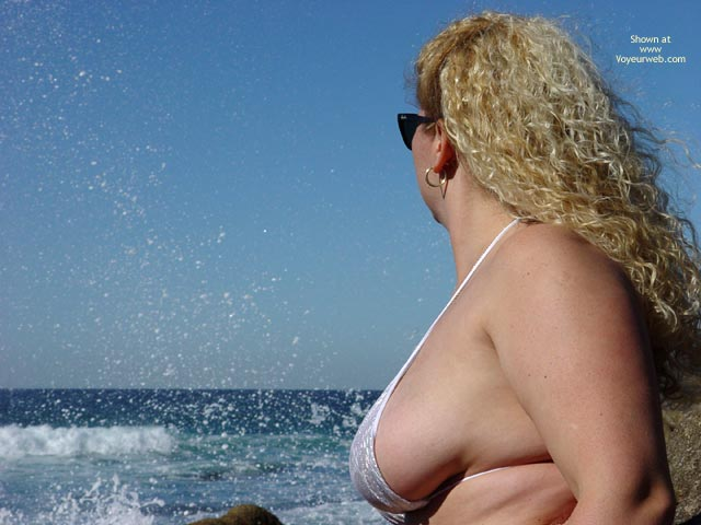 Pic #7 - Curvykay - On The Rocks
