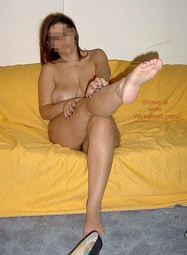 Pic #6 - Greek Girlfiend' s StripNo 2