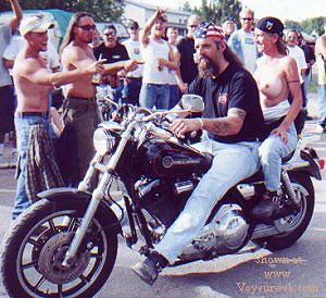 Pic #3 - 2000 Iron Horse Motorcycle Rally