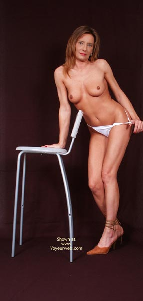 Pic #3 - Susy Rocks Playing On A Chair