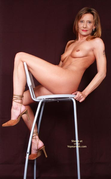 Pic #5 - Susy Rocks Playing On A Chair