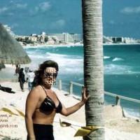 Wife in Cancun