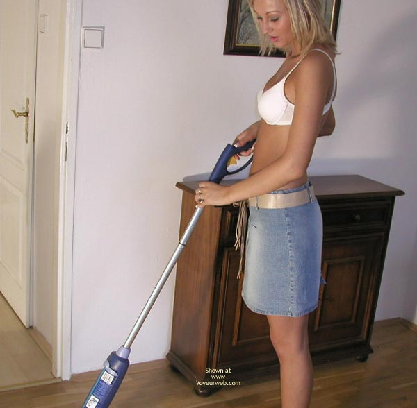 Pic #2 - Time To Clean The Floor
