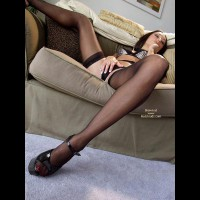 Michelle In Stockings