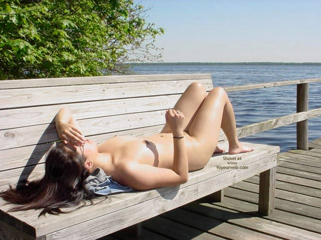 Pic #2 - *Wd Lakeside Sunning