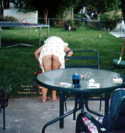 Pic #4 - My Sweet Neighbor' Ass