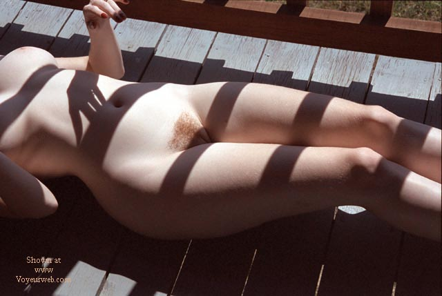 Pic #4 - English Wife - Radiant Stripes