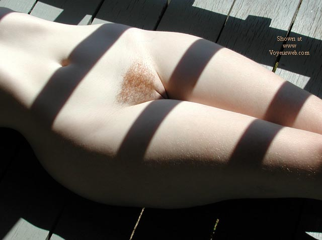 Pic #5 - English Wife - Radiant Stripes