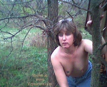 Pic #2 - Farm Wife Outdoors (BLUR EYES)
