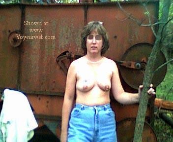 Pic #3 - Farm Wife Outdoors (BLUR EYES)