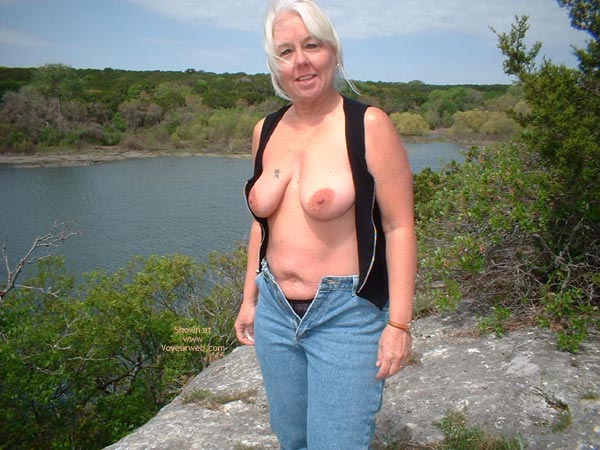 Pic #9 - Tammy At The State Park