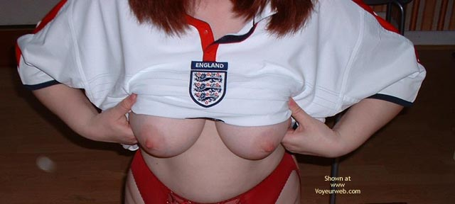 Pic #4 - England Strip!