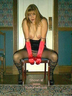 Pic #3 - Stilettos and Stockings #2
