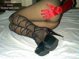 Pic #5 - Stilettos and Stockings #2