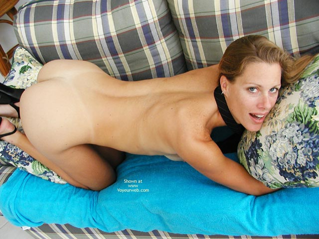 Pic #5 - *Ys Sweetclitty Couch Sexy Rear