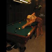 Sindy Plays Pool
